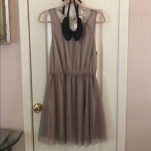 🌈SALE🌈 H&M Divided Mesh Tulle Dress Bib Necklace